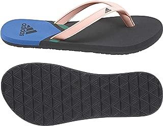 adidas Eezay, Women's Flip-Flops, Orange (Clear Orange/Grey Six/True Blue), 5 UK (38 EU)