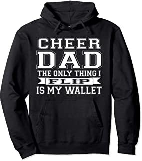 cheer dad sweatshirts