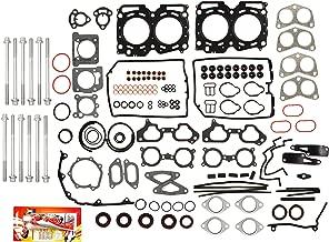 Fits 02-05 Subaru Impreza WRX Turbo USDM 2.0 EJ205 Head Gasket Set Head Bolts