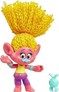 DreamWorks Trolls DJ Suki Collectible Figure with Critter