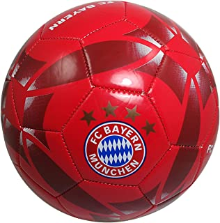 Iconsports FC Bayern Authentic Official Licensed Soccer Ball Size 5-007