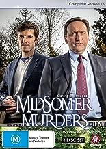 MIDSOMER MURDERS: Complete Season 16 (SINGLE CASE VERSION)
