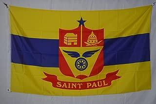 City of Saint Paul Minnesota Flag Banner 3x2