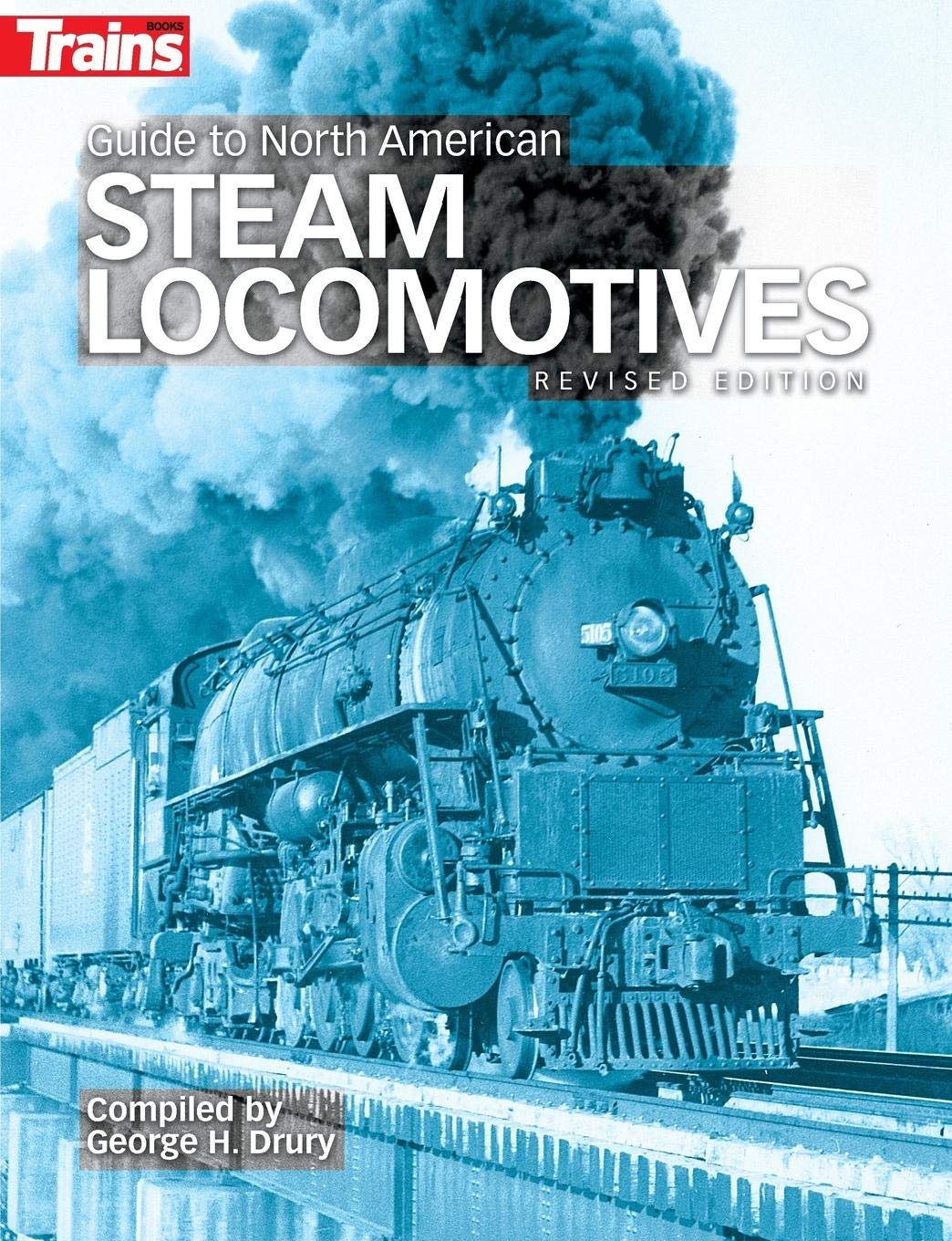 Image OfGuide To North American Steam Locomotives