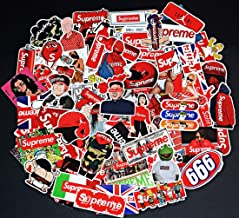 Stickers Pack Cool, 102 Pcs Vinyl Waterproof Stickers, for Laptop, Luggage, Car, Skateboard, Motorcycle, Bicycle Decal Graffiti Patches
