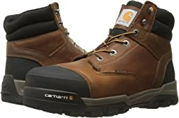 "6"" Ground Force Waterproof Composite Toe Work Boot"