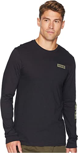 Core Arm Long Sleeve Tee