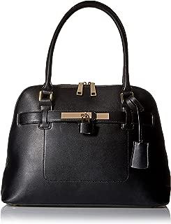 SOCIETY NEW YORK Women's Dome Bag, Black