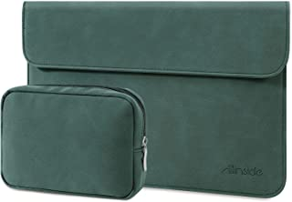 Allinside 13-13.3 inch Laptop Sleeve Case with Accessory Pouch for MacBook Air 13 2010-2020 (A1932 A2179 A2337 M1 A1369 A1...