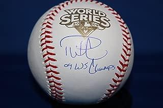 2009 world series memorabilia