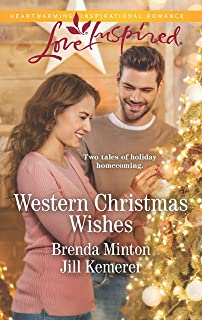 Western Christmas Wishes (Love Inspired)