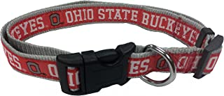 Pets First Ohio State Buckeyes Collar