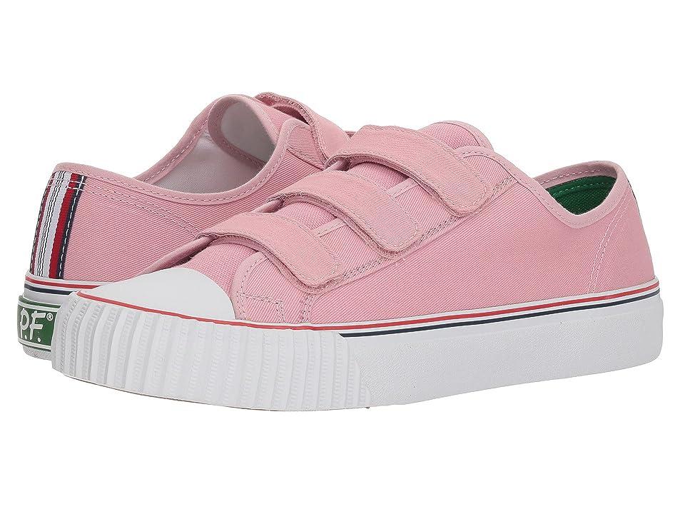 PF Flyers Center Velcro (Pink) Men