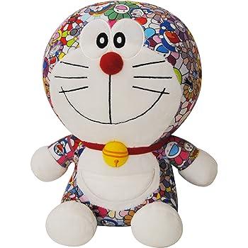 DIVADIS Doraemon Peluche Grande Original 25 cm, Juguete Muñeco de ...