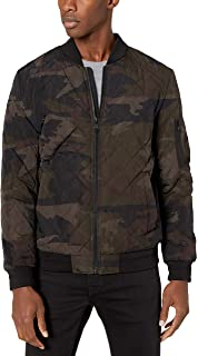 Calvin Klein Men's Quilted Bomber Jacket