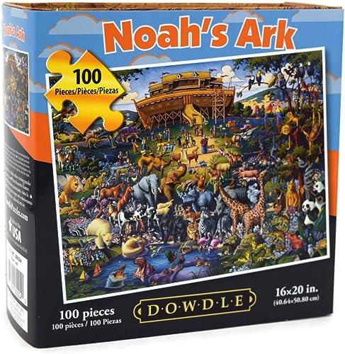 Dowdle Noahs Ark 100 Piece Jigsaw Puzzle