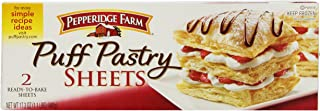 Pepperidge Farm, Puff Pastry Sheets, 17.3 oz (Frozen)
