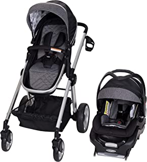 Baby Trend Go Lite Snap Fit Sprout Travel System, Drip Drop Blue