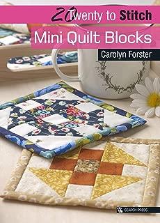 20 to Stitch: Mini Quilt Blocks (Twenty to Make)