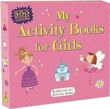 My Activity Books for Girls (Sticker Activity Books)