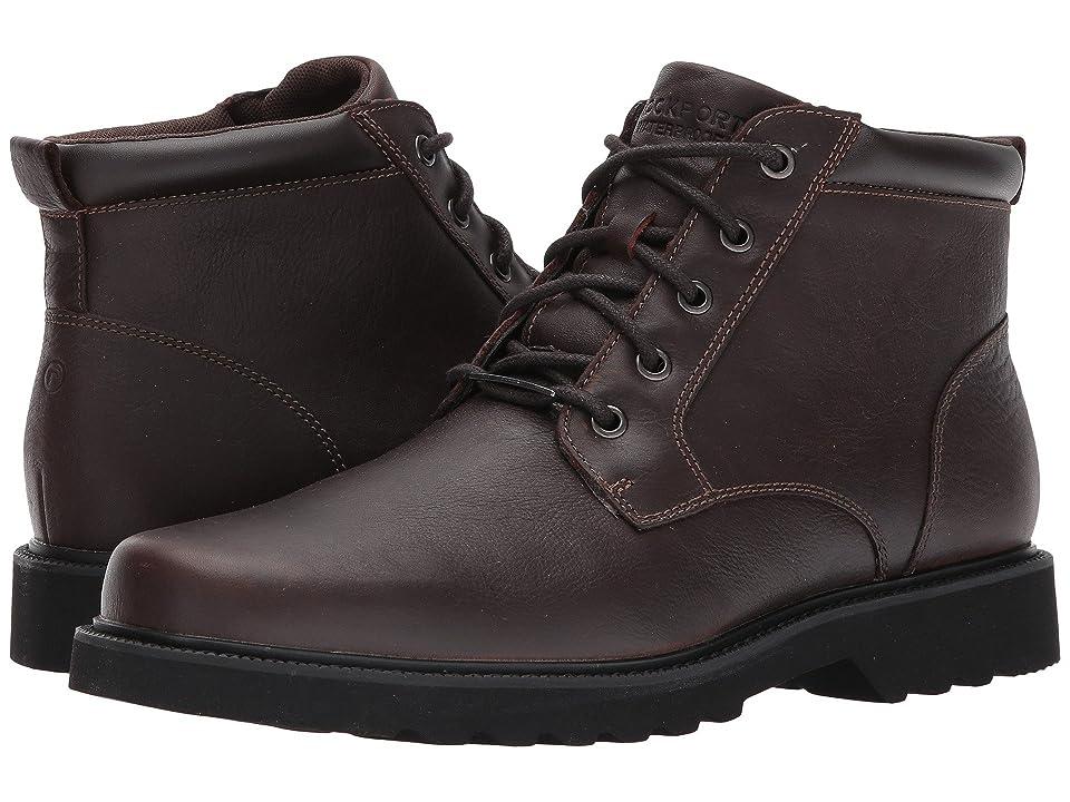 Rockport Northfield Waterproof Boot (Chocolate) Men