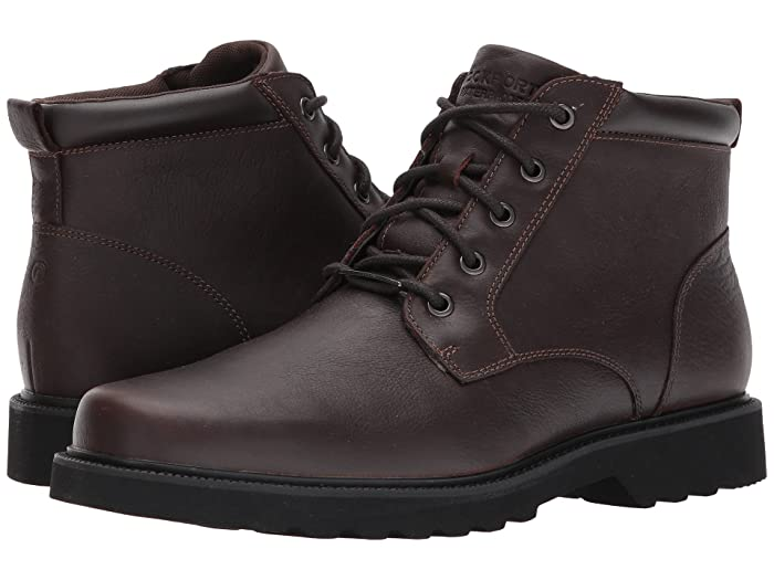 Rockport  Northfield Waterproof Boot (Chocolate) Mens Boots