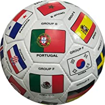 world cup 2018 flag ball
