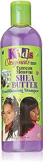 Africas Best Kids Orig Shampoo Shea Butter 12 Ounce (354ml)