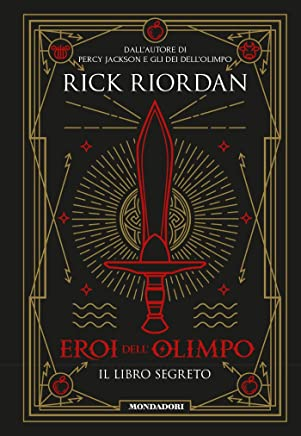 Eroi dellOlimpo - Il libro segreto