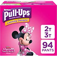 94-Count Huggies Pull-Ups Learning Designs 2T-3T Training Pants