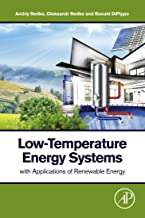 Low-Temperature Energy Systems with Applications of Renewable Energy