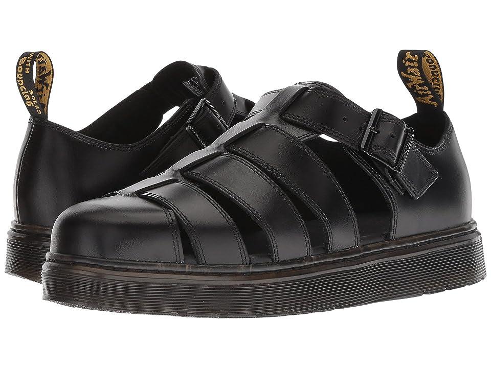 Dr. Martens Vibal (Black Brando) Boots