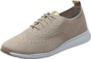 حذاء منسوج من كول هان اوكسفورد زيروجراند 2 ستيتشلايت للنساء