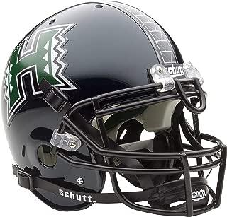Schutt Sports NCAA Hawaii Warriors Mini Authentic Football Helmet