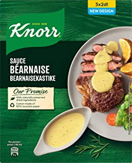 Knorr Béarnaise Sauce mix, 26g / 0.91 Ounce Packages (Pack of 24)