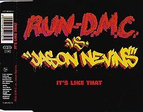 Run-DMC vs. Jason Nevins - It's Like That - Epidrome - EPD 665293 2