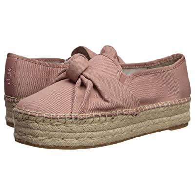 Circus by Sam Edelman Columbia (Cameo Pink Textured Woven Canvas) Women