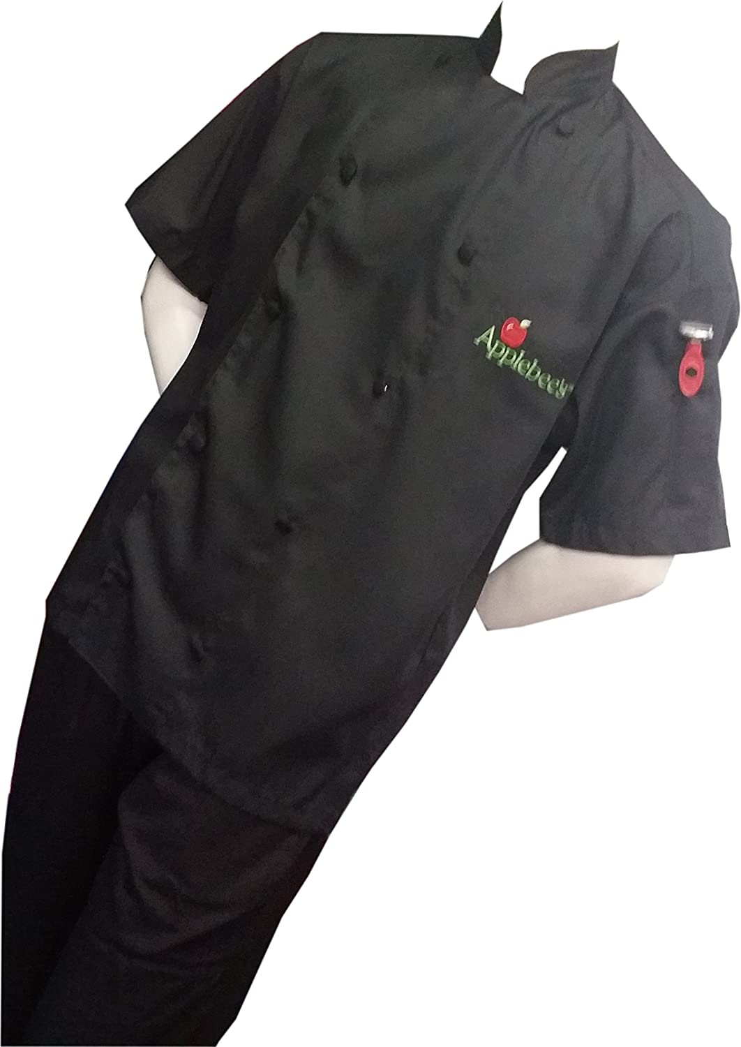Translated CHEFSKIN Personalized Customize Embroidery Discount is also underway Chef 3 : Apr pcs Set