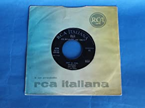 PRESLEY, Elvis Hound Dog/Don't Be Cruel 45rpm