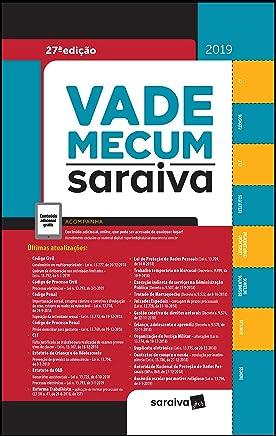 Vade Mecum Saraiva : Tradicional - 27ª edição de 2019