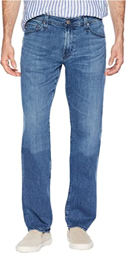 Graduate Tailored Leg Denim Pants in Portage