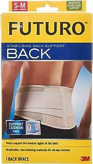 Futuro Stabilizing Back Support, Size S - M