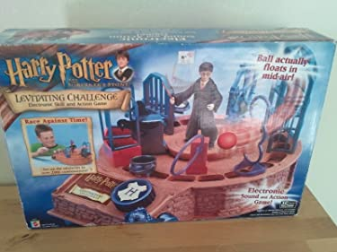 Harry Potter & The Sorcerer's Stone Levitating Challenge Electronic Skill & Action Game