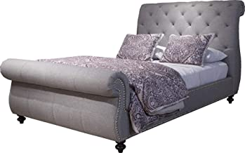 Best cream upholstered bed Reviews