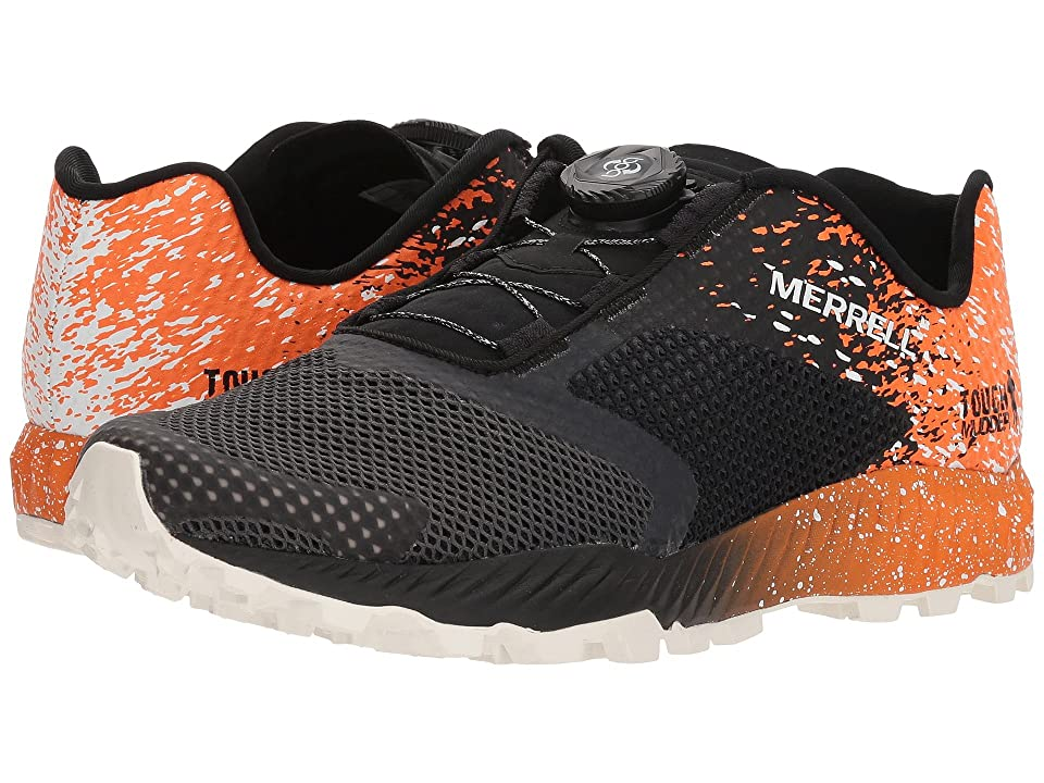Merrell All Out Crush Tough Mudder 2 BOA (Tough Mudder Orange) Women