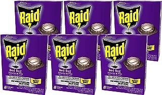 Raid Bed Bug Detector & Trap, 8 CT (Pack - 6)