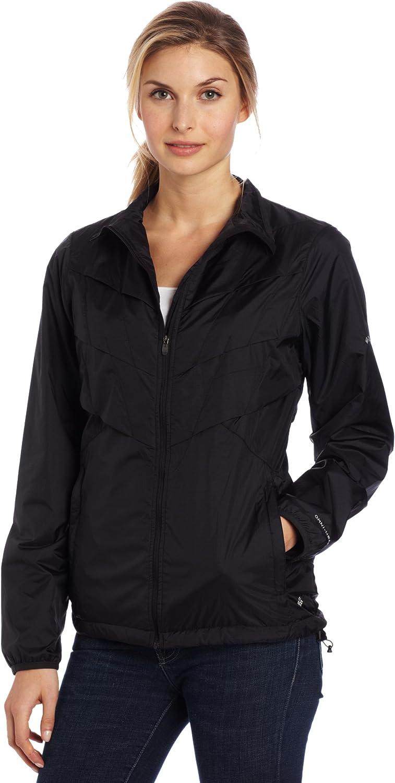 Columbia Kaleidaslope Windbreaker Jacket