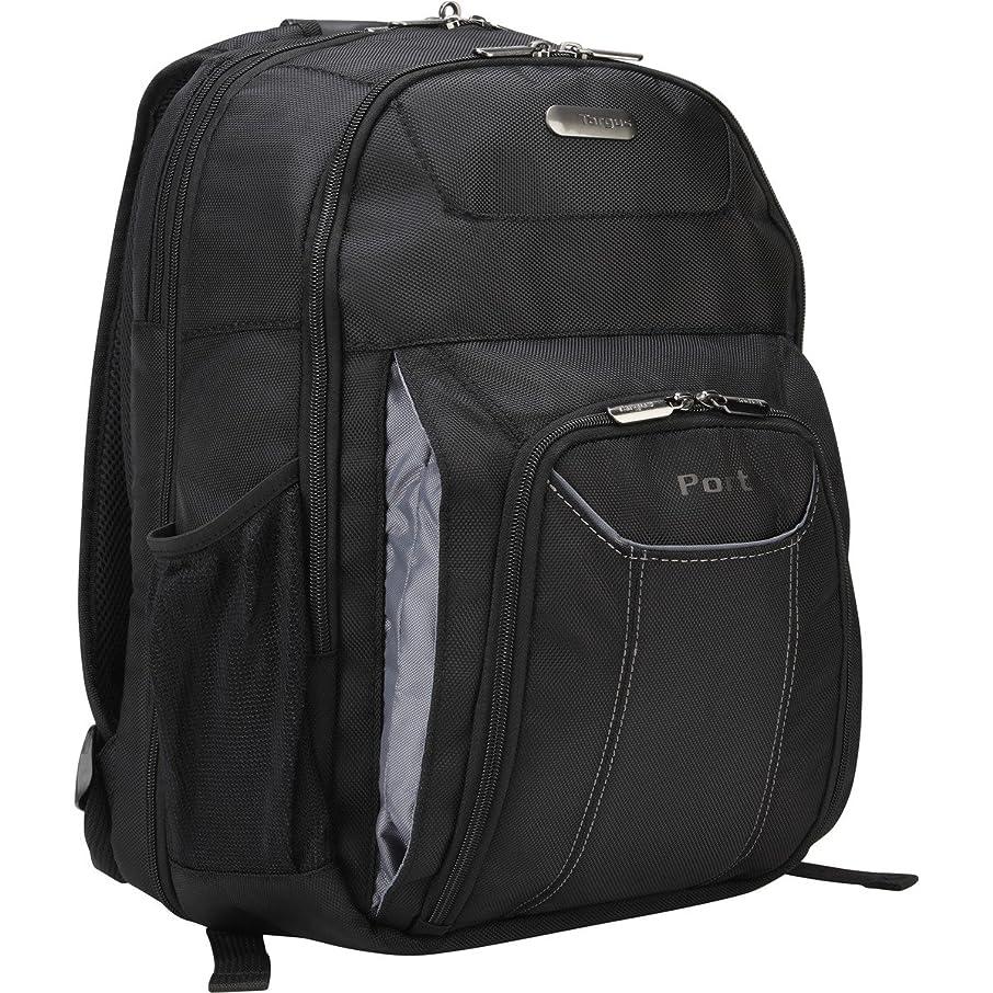 Targus Checkpoint-Friendly Air Traveler Backpack for 16-Inch Laptop, Black (TBB012US)