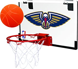 NBA Game On Polycarbonate Hoop Set (All Team Options)