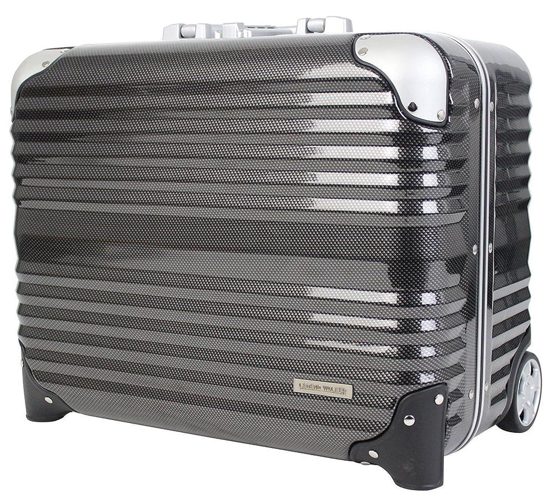 [T&S ティーアンドエス] T&S スーツケース キャリーバッグ 44cm レジェンドウォーカー 国内線機内持込対応 TSAロック 1~2日用 6200-44